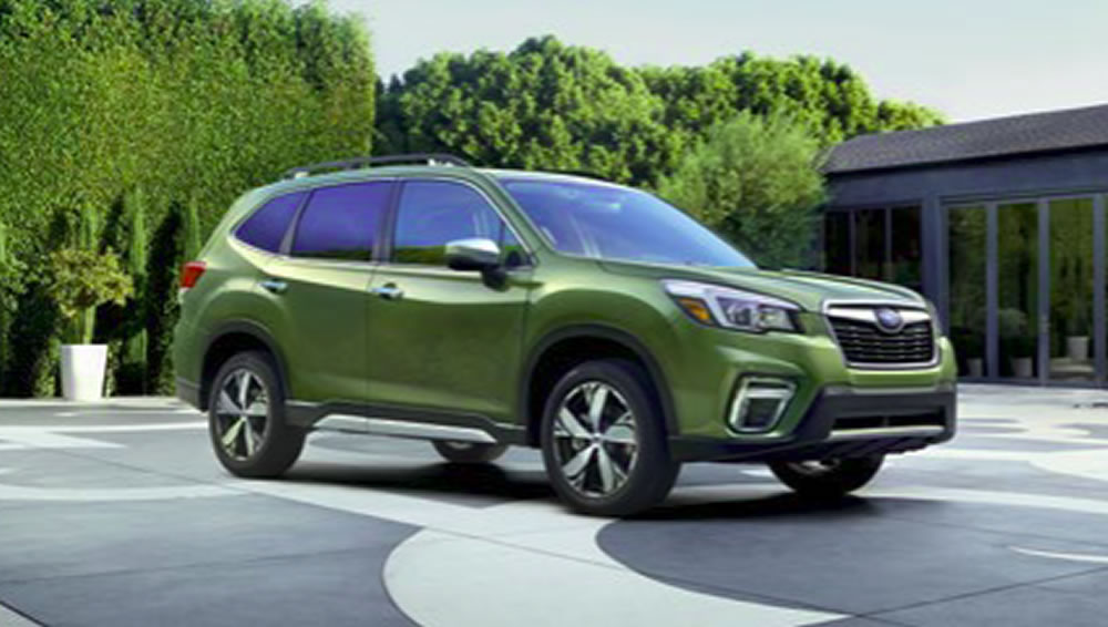 2019 Subaru Forester - Outstanding value